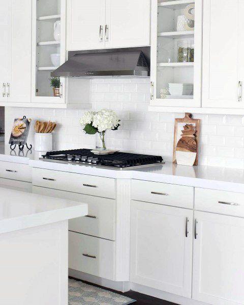Pin On Kitchen, Kitchen Cabinet Hardware Ideas Pulls Or Knobs