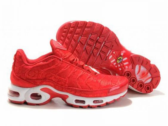 nike air max balayer à travers l'orange - Nike Air Max TN Plus -nike tuned 1 chaussures pour Homme Rouge ...