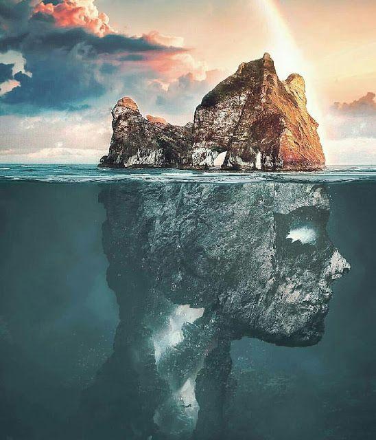Pemandangan Alam Yang Sangat Menakjubkan Jutaan Gambar Fantasy Landscape Dark Fantasy Art Art
