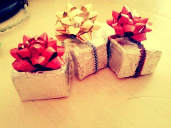 Best way to wrap fudge