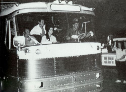 "ELVIS´ TOUR BUS - Flxible VL-100 ""VistaLiner"""