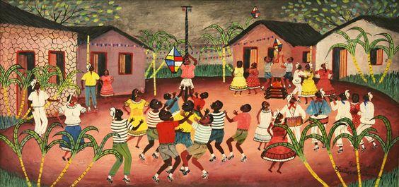 Festa de São João (1961) - Heitor dos Prazeres: