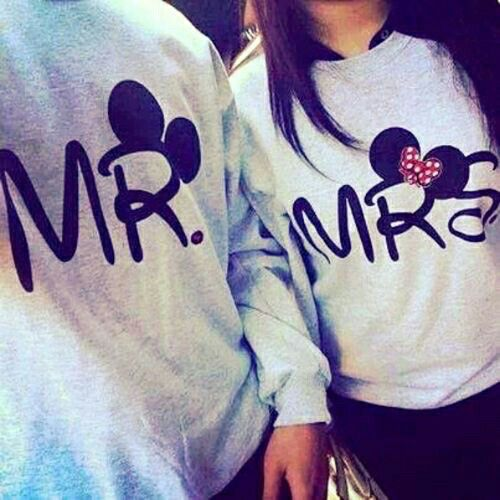 matching couple hoodies mickey mouse