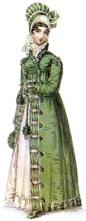19th century womens fashion
