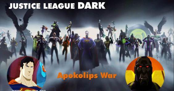 Justice League Dark Apokolips War 2020 Animation The Way Our Heroes Ruined Justice League Dark Justice League League