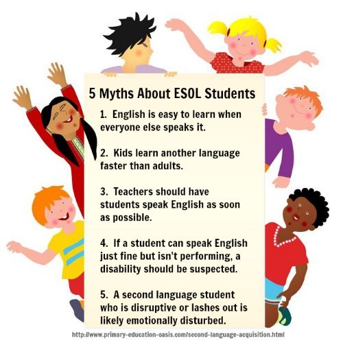 Improve students acquisition of the language