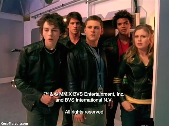 Power rangers RPM Ziggy (Green Ranger), Scott (Red Ranger ...