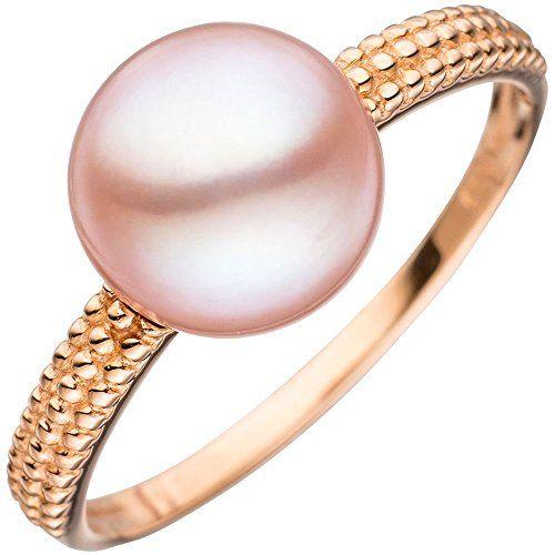 Dreambase Damen-Ring Perle 1 Süßwasser-Zuchtperle rosa 14... https://www.amazon.de/dp/B0147RTMPA/?m=A37R2BYHN7XPNV