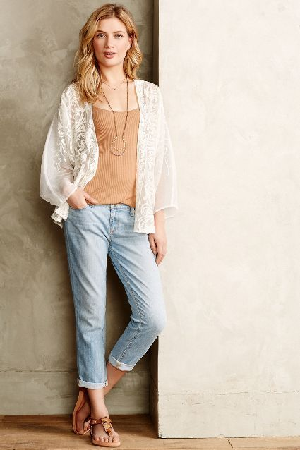 Paige Jimmy Jimmy Crop Jeans - anthropologie.com 2015