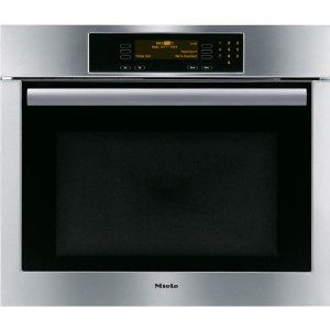 #7: Miele Classic Design H4784BP 27 Single Electric Wall Oven True European Convection