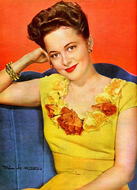 Olivia de Havilland: