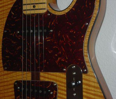 Prince Artist Hohner Telecaster - Ed Roman Guitar King