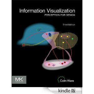 Information Visualization, Third Edition: Perception for Design (Interactive Technologies)