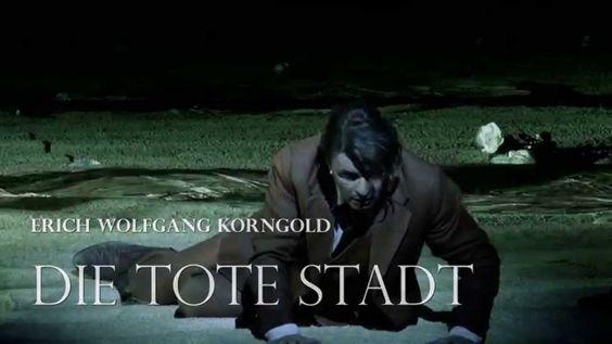 Die tote Stadt | Erich Wolfgang Korngold | Staatsoper Hamburg