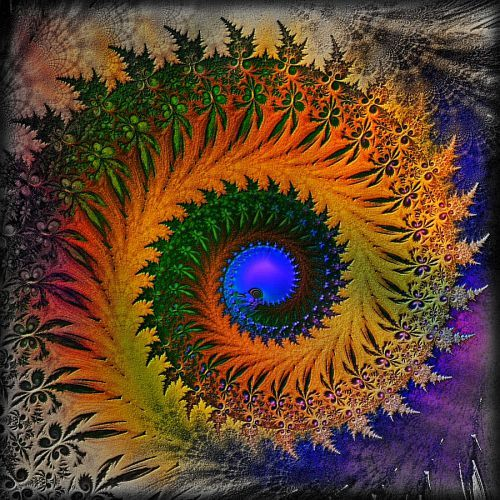 Fractal blog..in this detail unexpectedly, spontaeously in meditation, fluid, flowing