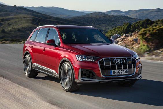 Best Audi Q7 2020 Update First Drive Review Cars 2020 Audi Q7 Audi New Audi Q7