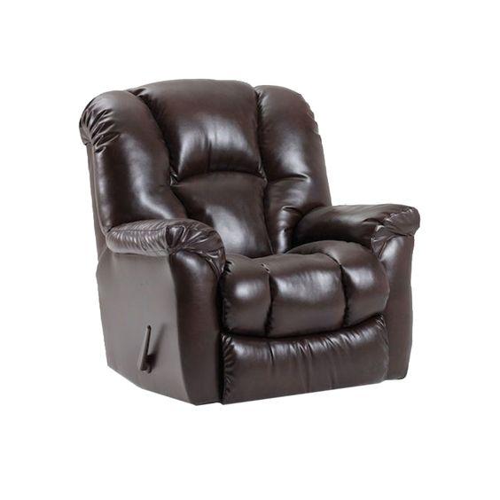 Charlotte Java Rocker Recliner - Furniture Plus