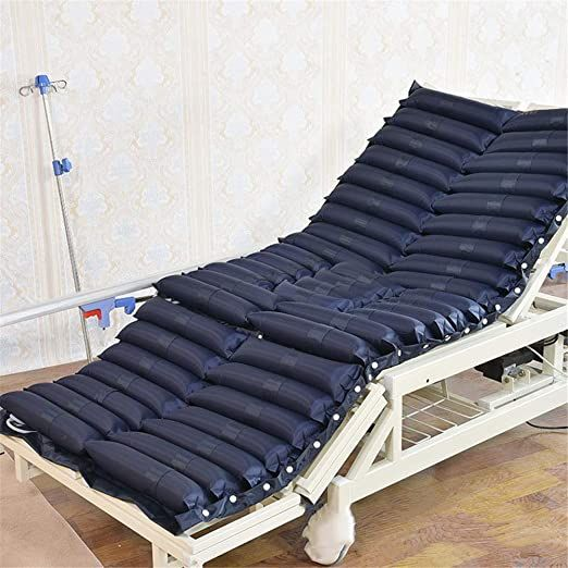 Gfywzz Anti Decubitus Inflatable Mattress Medical Prevent Decubitus Streak Single Bed Care Inflatable Cushion Hem Best Mattress Single Bed Heated Mattress Pad