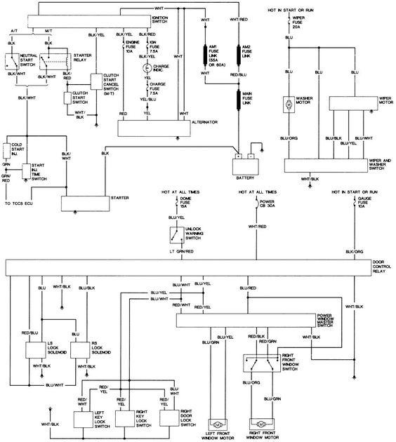 Fujitsu Ten 86120 Wiring Inspirational In 2020 Toyota Repair Guide Diagram