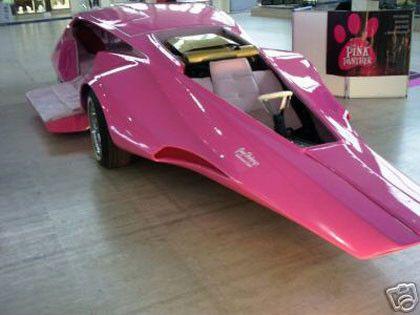Pink Panther Show Car