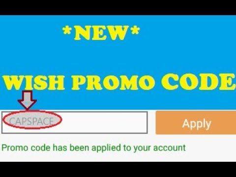 Wish Promo Code Free Shipping 2019 18promocode Promo Codes Wish App Coding