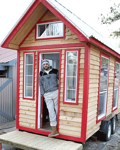 Tiny homes for sale between 17 40K My Tiny House Pinterest