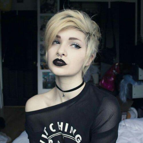 punk hairstyles