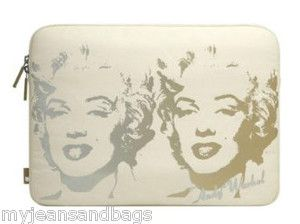 "Incase Marilyn Monroe Andy Warhol Protective Laptop Sleeve for 15"" MacBook Pro"