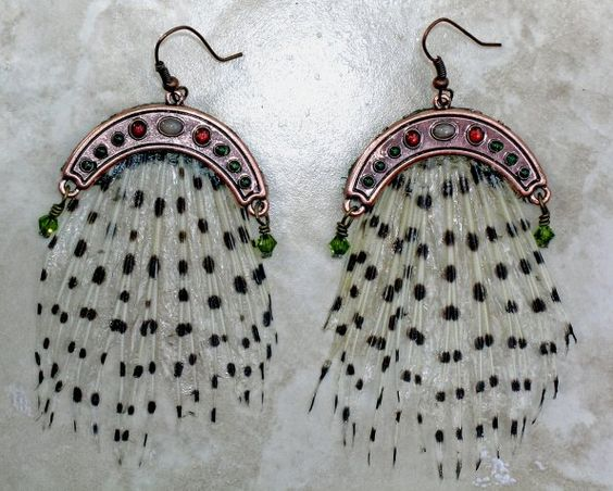 Lion Fish Jewelry, made from invasive lionfish in the Caribbean LF0130- $30 US