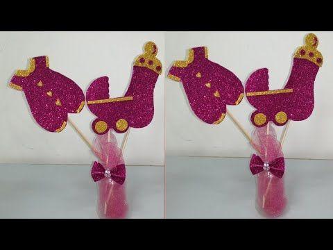ديكور سبوع بنوتة زينة سبوع المولود باسهل طريقة واقل تكلفة Diy Baby Shower For Girls Youtube Christmas Ornaments Novelty Christmas Holiday