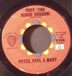 Puff the magic dragon lives by the sea...