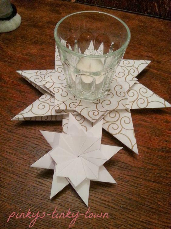 #origami #star #franziska