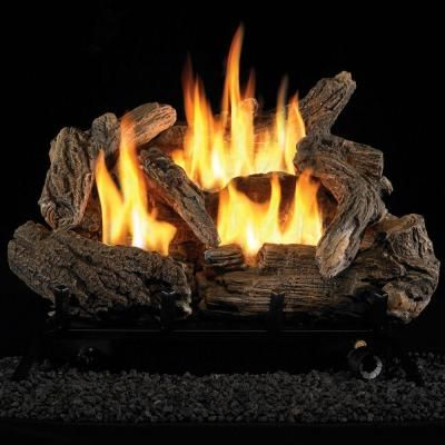 18 In Vent Free LP Gas Fireplace Logs Living Room Pinterest Gas Firepl