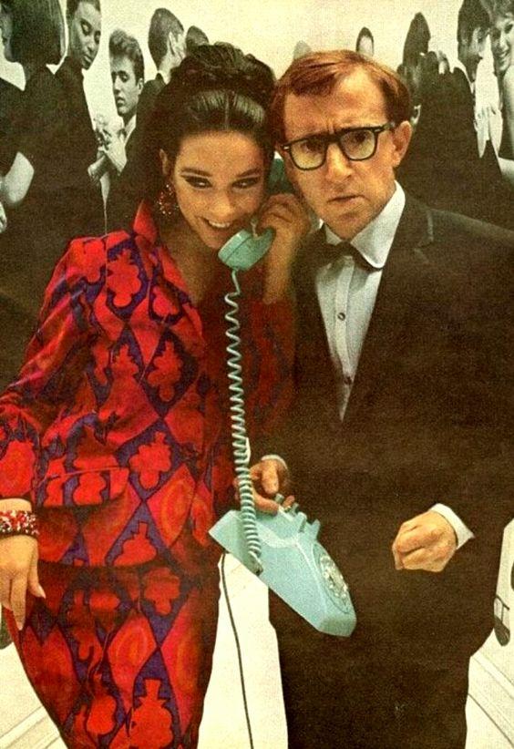 Woody Allen in Casino Royale