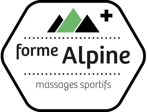 Déclinaison pour un cabinet de massages sportifs
