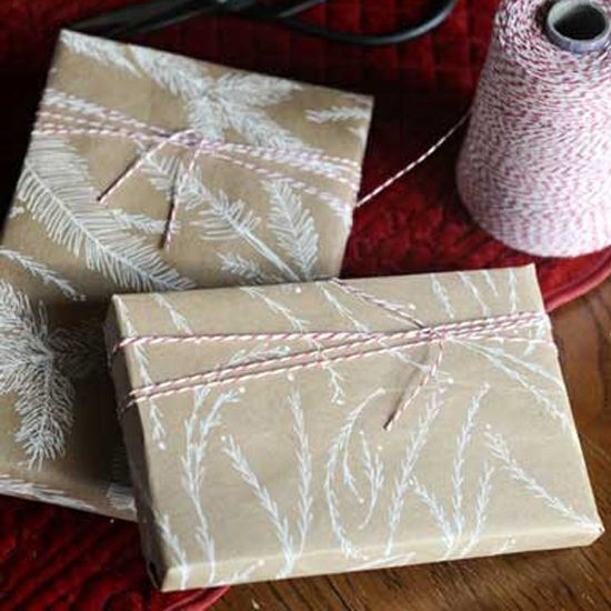 Holiday Gift Wrapping Ideas: Pinterest Inspiration