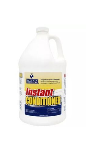 Natural Chemistry Liquid Stabilizer / Swimming Pool Water Conditioner - 1 Gallon