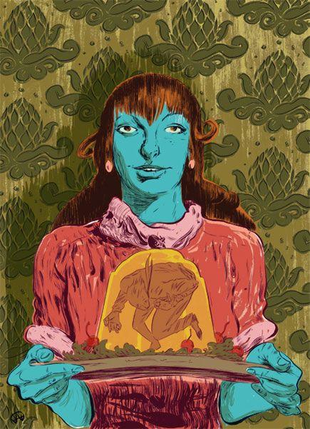 Wesley allsbrook illustration essay