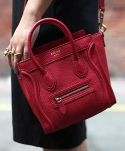 celine bags online usa - Celine Nano Luggage Bag $2,300 | Forget About the Price Tag ...