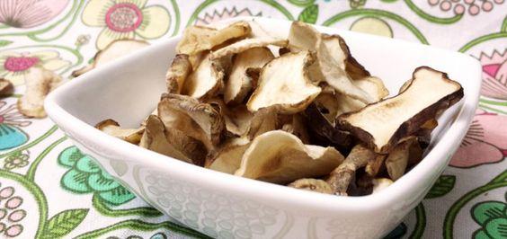 Topinambur Rezepte: Chips – der gesunde Snack