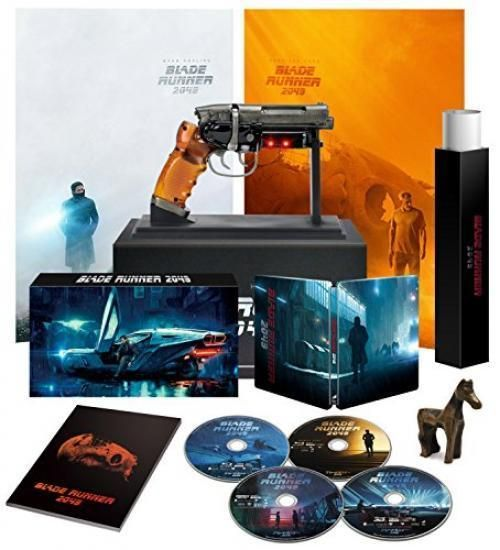 Pre Order Blade Runner 2049 Japan Limited Premium Box Limited Edition Blu Ray Sony Blade Runner Blade Runner 2049 Blade Runner Blaster