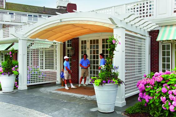 Walpole Outdoors Hospitality Projects