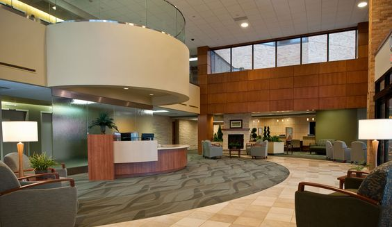 Minnesota Medical Building Interior Design | MN Healthcare Designers | Medical Architecture | LHB