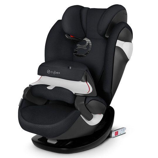 Kindersitz Pallas M Fix Lavastone Black Black Autositz Cybex Pallas Kleinkind Autositz