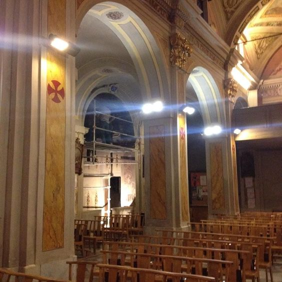 Come back #saint-Barthélémy #nice #gilding #restauration by atelierarticuci at http://ift.tt/1hCWVmI