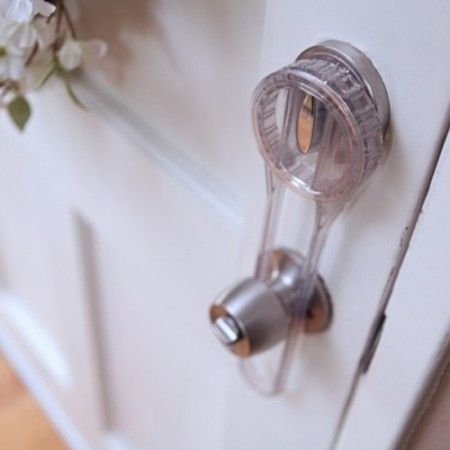 An inexpensive way to protect your home. This innovation adds security for your family to protect against unwanted entry, borrowed keys, lock bumping, lock picks and copied/stolen keys. Watch it in action now!
