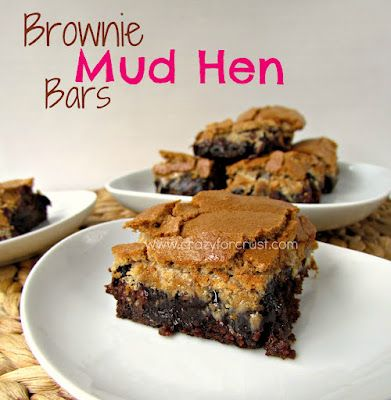 These look like a yummy take on brownies