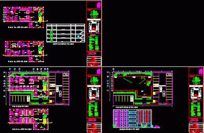 plan autocad des bureaux en dwg bureaus public and search. Black Bedroom Furniture Sets. Home Design Ideas