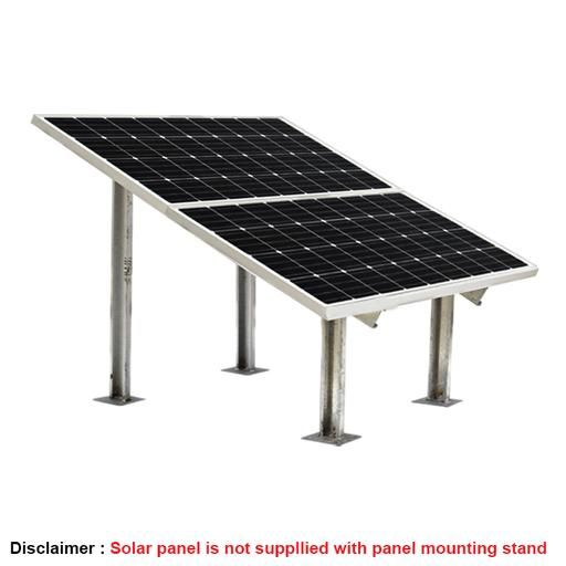Loom Solar 2 Panel Stand 180 Watts In 2020 Solar Panels Solar Portable Solar Panels