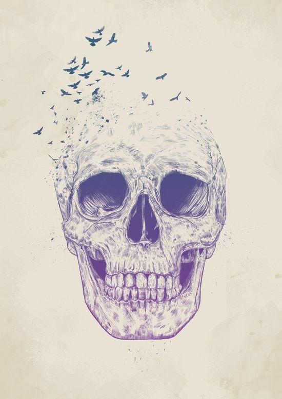Poster | LET THEM FLY von Balazs Solti